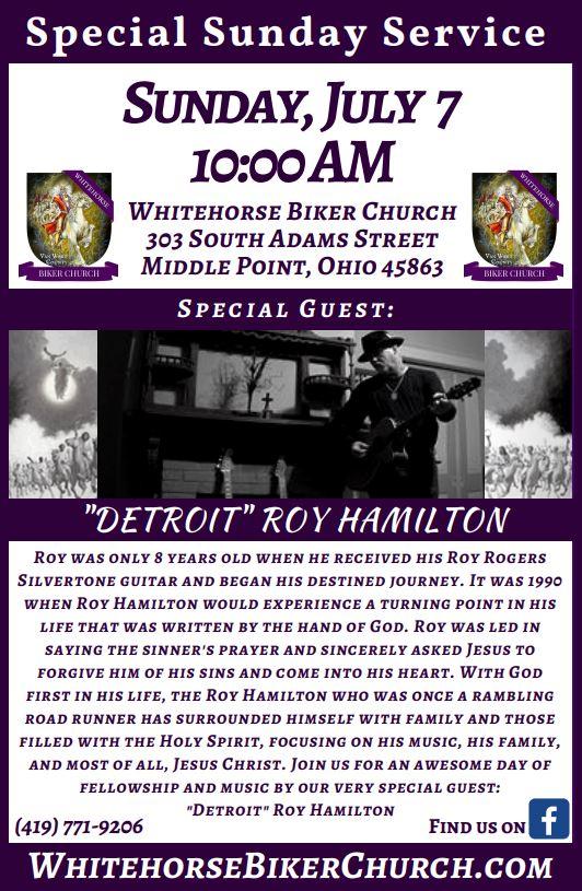 Detroit Roy Flier