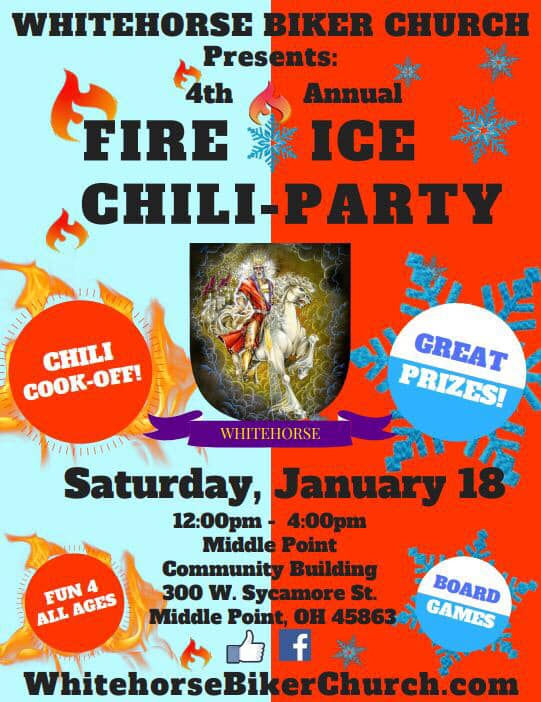 Chili Party Poster 2020